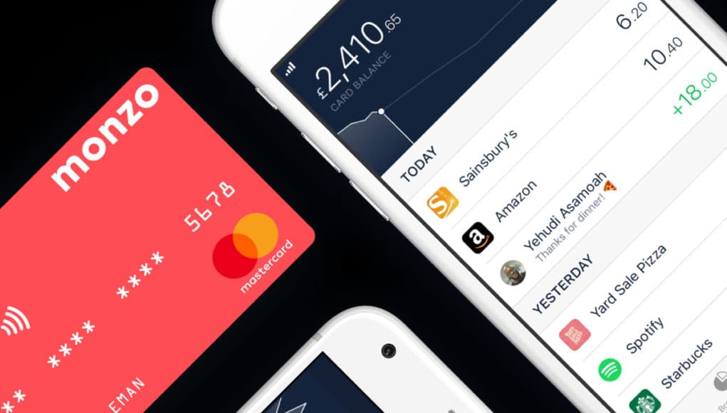 Monzo business account